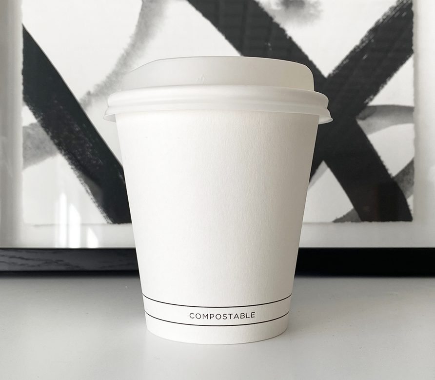 Compostable Lids (product Highlights)