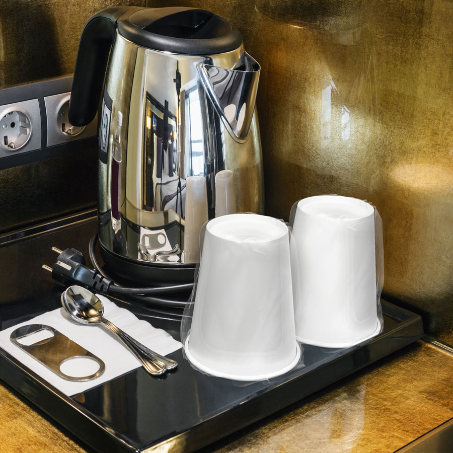 White-Single-Wall-Wrapped-Cup-In-tray