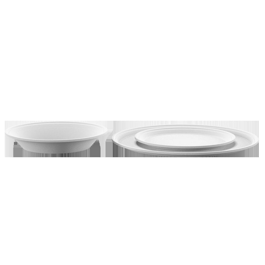 assiettes-et-bol-sans-texture