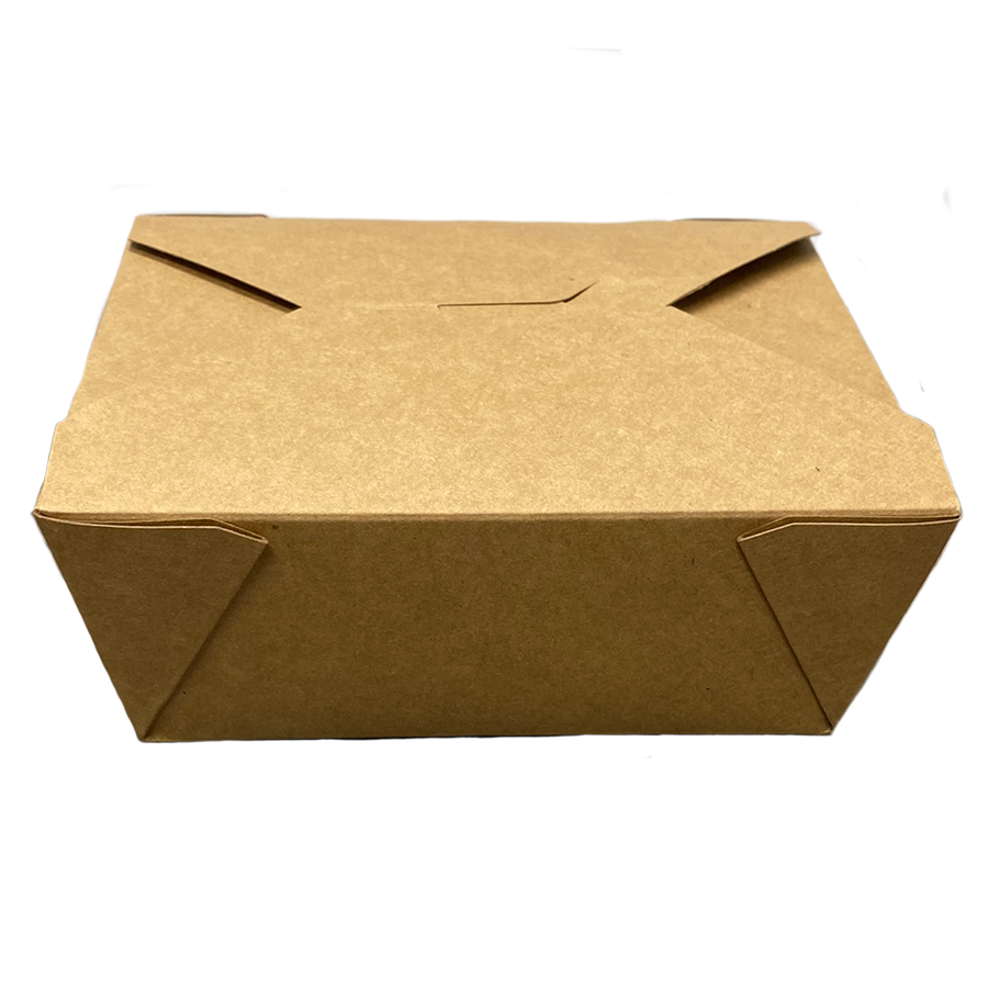 Kraft-take-out-container